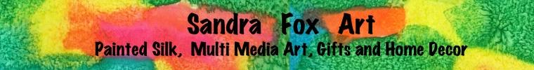 Sandra Fox Art Banner