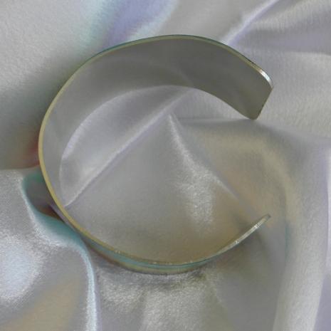 Cuff bracelet top view